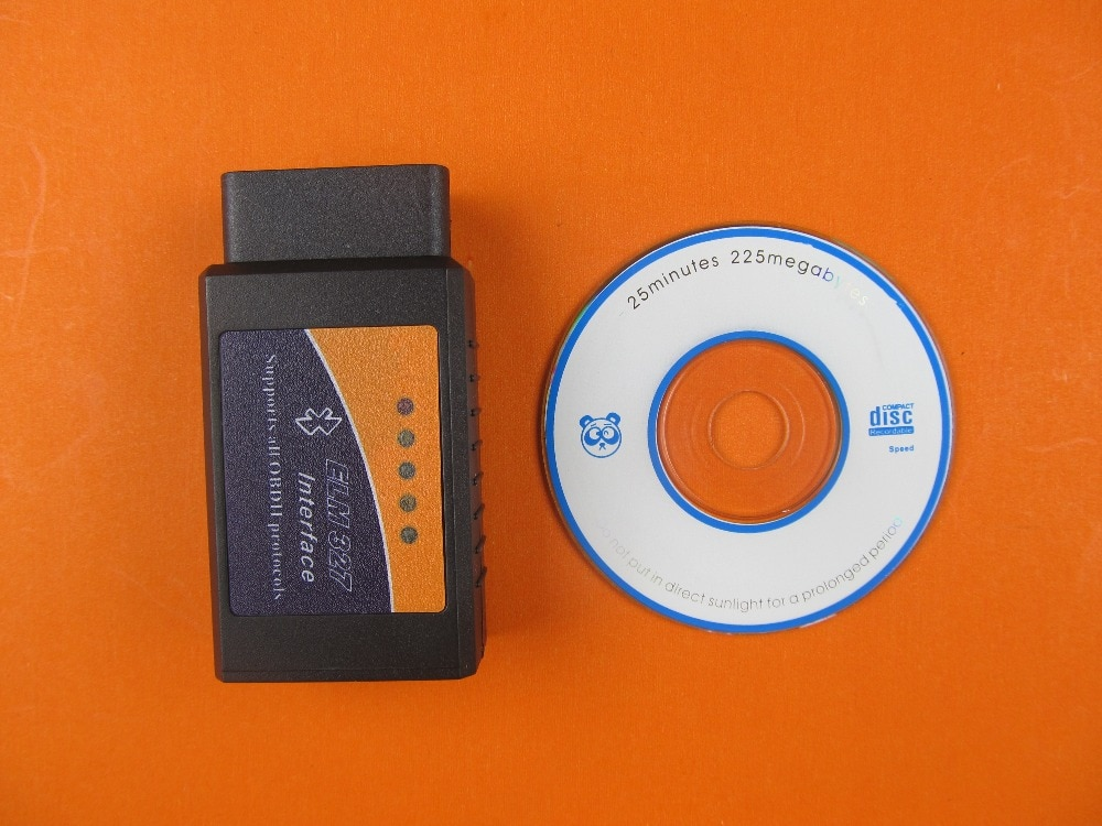 Elm327 Bluetooth Diesel Can Bus Hot Selling in Russian OBD2 Scanner Diagnostic Cable High Quality