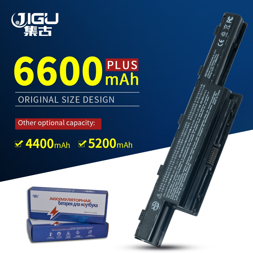 JIGU, batería para Acer para Aspire 4738Z 4741Z 4743G 5250G 5251 de...