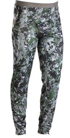 2019 Sitka Men Gear Traverse Bottoms Long Johns Pants Thin Jersey Windproof Durable Camouflage USA Size S/2XL Men Pants Discount