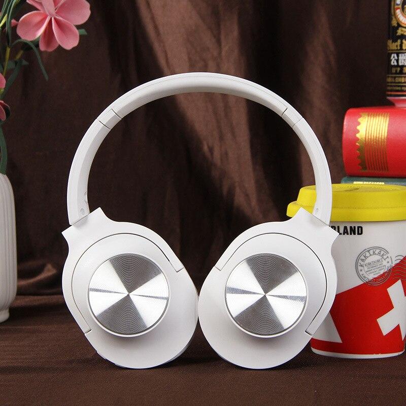 Kapcice baixo fone de ouvido/fone de ouvido bluetooth/3.5mm aux dobrável portátil jogo fone de ouvido mp3 mp4 computador pc música presente