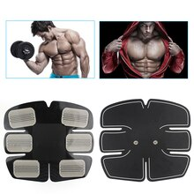 MUMIAN New Abdominal Muscle Trainer Sticker Electric Pulse Treatment Massager Stimulator Pad Gym Abs