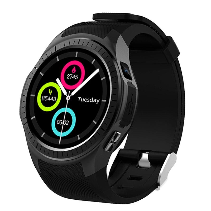 Умные часы для мужчин L1 спортивные наручные часы Поддержка 2G sim-карты GPS фитнес-трекер Bluetooth браслет камера Smartwatch для Android IOS