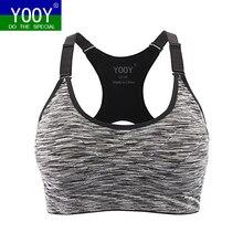 YOOY Women Sports Fitness Bra