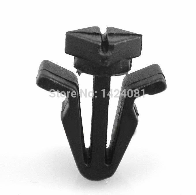30X GRILLE ClIPS 720 D21 NAVARA DATSUN PICKUP HARDBODY for MAXIMA '86-97 For Nissan 62318-01W00 01553-03831