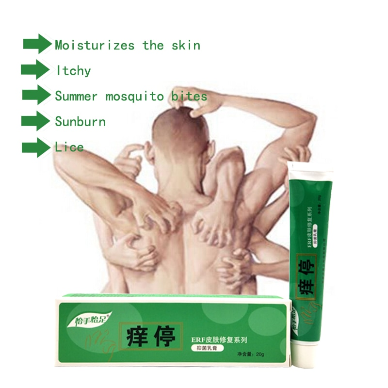 A medicina erval natural pura do creme da coceira de zb oinmtent nenhuma hormona trata todos os tipos do creme da psoríase da doença da pele