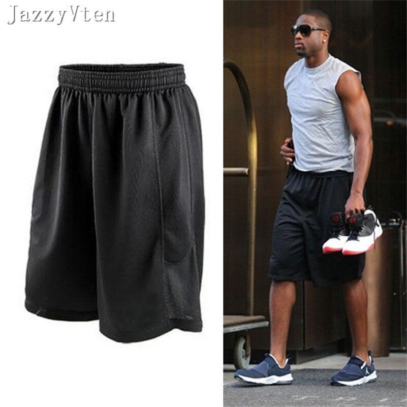 Homens Shorts De Basquete Plus Size Equipe DOS EUA Basketball Shorts com Bolso Homens Treinamento De Basquete Curto Quick Dry Calções de Corrida