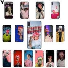 Yinuoda Lil Peep Lil Bo Peep Customer высококачественный чехол для телефона Apple iPhone 8 7 6 6S Plus X XS MAX 5 5S SE XR