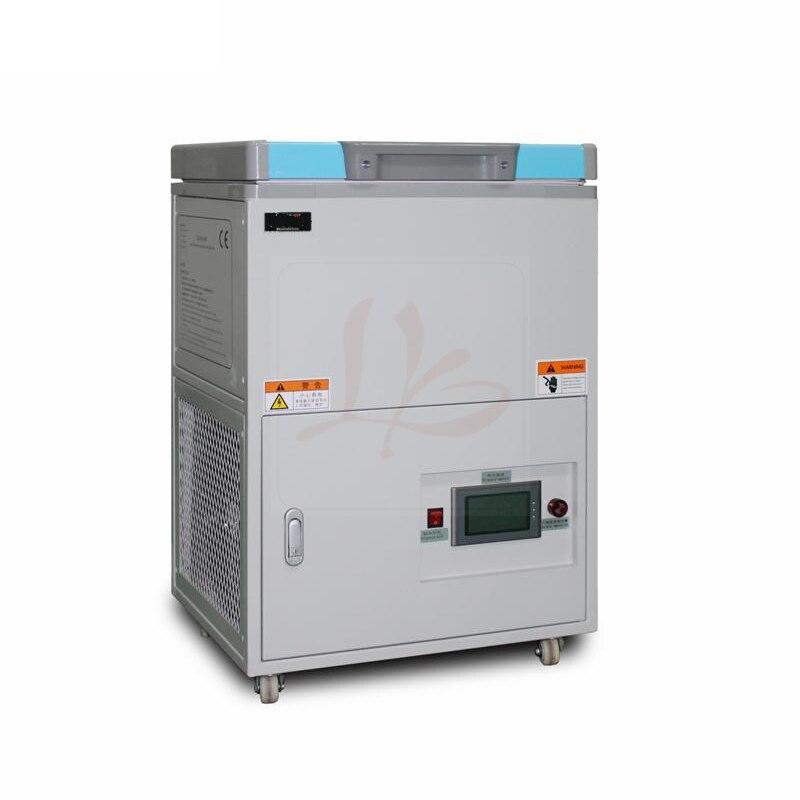 FS-12 nano teléfono móvil impermeable máquina de recubrimiento al vacío 180 grados 17 pulgadas separador congelado para móviles EDGE 1000W 220V 110V