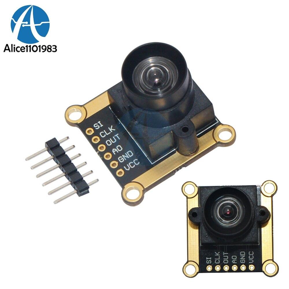 TSL1401CL TSL1401 Linear CCD Sensor Module Board Signal Level Processing Low-pass High-pass Filter 3V 5V Adjustable Resistance