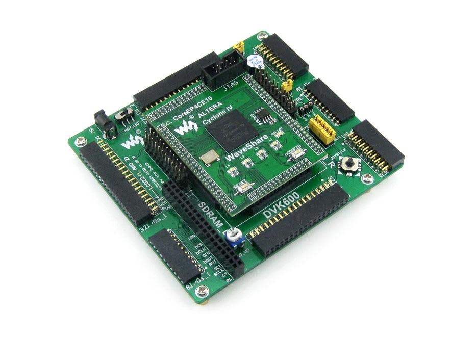 OpenEP4CE10-C Standard # EP4CE10 EP4CE10F17C8N ALTERA Cyclone IV ALTERA FPGA Development Board Kit All I/O Expander