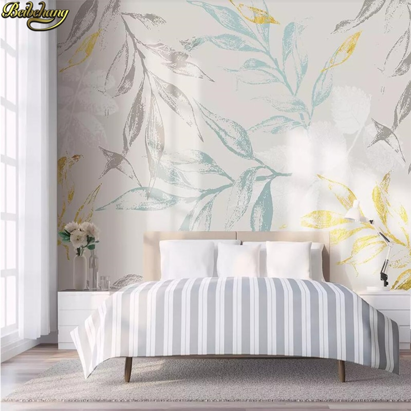 custom photo wall mural 3d wallpaper animals peacock oil painting 3d wall murals living room tv background wall mural wallpapers beibehang Custom Nordic simplicity 3D photo Mural Wallpaper for Wall Painting Living Room TV Background wall papers home decor