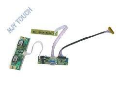 V. M70A VGA LCD Controller Board Kit für HSD190MEN3 19 zoll 1280x1024 CCFL LVDS 30 pins