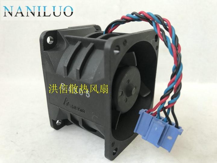 NANILUO Бесплатная доставка Для PE1750 P1185 серверных вентиляторов GFB0412SHE l PE1750 Fan 8X771 оптовая продажа