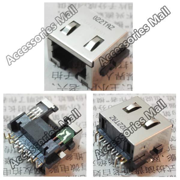 Laptop RJ45 Jack/cartões de interface de Rede/ethernet/LAN para LENOVO B450 B450A B450L