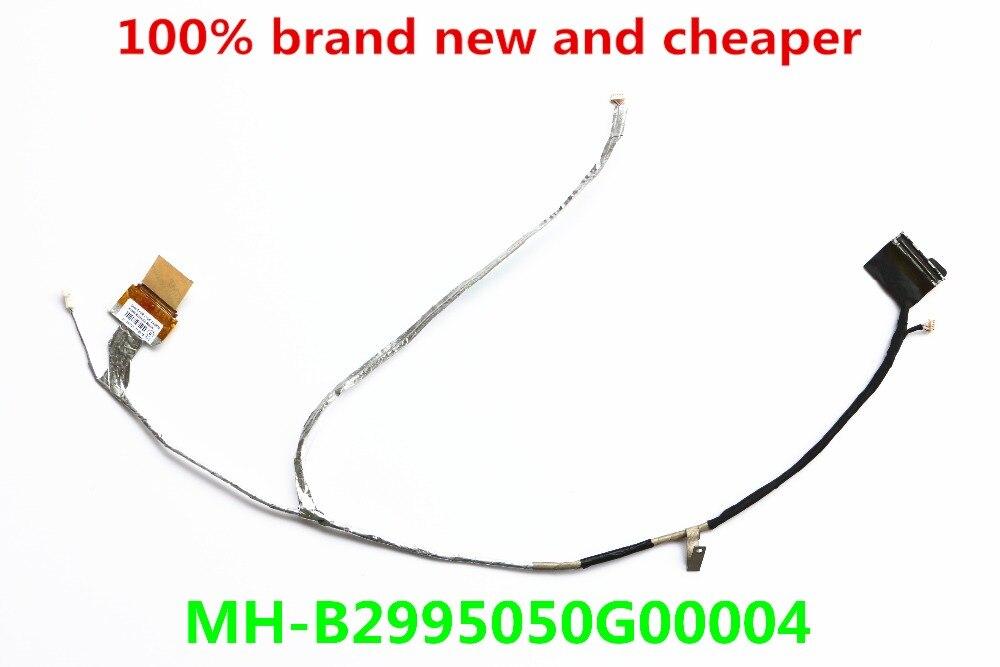 Nuevo MH-B2995050G00004 AB610 640431-001 LCD CABLE para HP DV6-6000 DV6-6050 DV6-6100 DV6-6135 DV6-6137 DV6-6140 CABLE LVDS de LCD