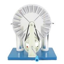 Wimshurst statique Machine physique électrostatique générateur électricité Tesla équipement expérimental