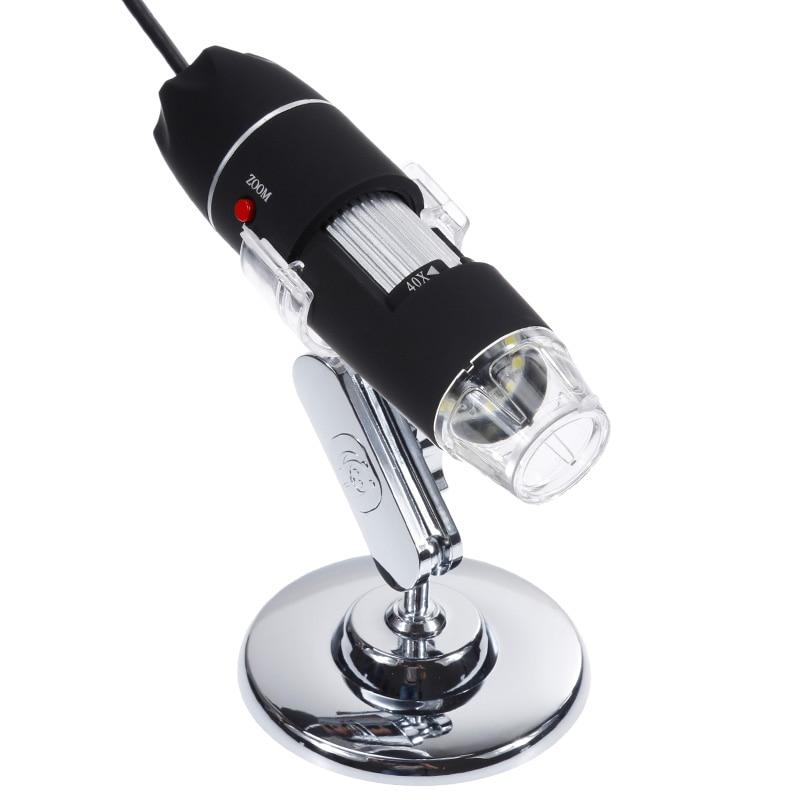Vastar Mega píxeles 1000X8 LED Digital USB Microscopio Lupa Electrónica estéreo USB endoscopio Cámara