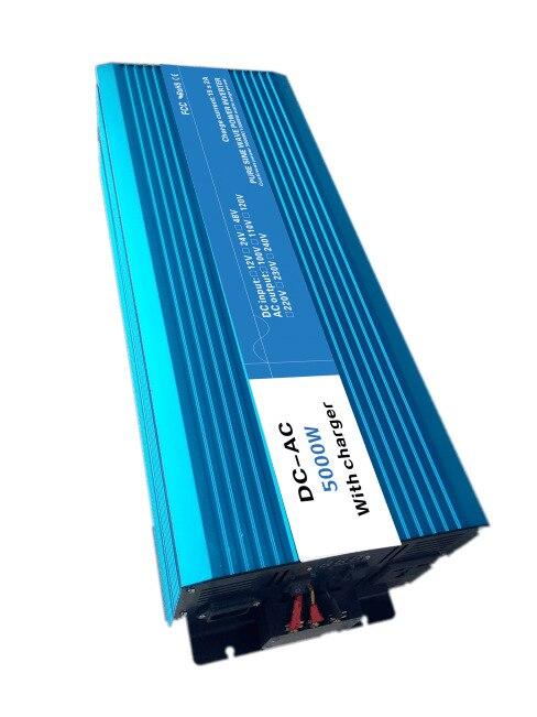 500 واط محض موجة جيبية العاكس ، dc 12 فولت/24 فولت/48 فولت إلى ac 110 فولت/220 فولت ، شكا الشمسية خارج الشبكة العاكس ، الجهد محول مع شاحن و ups