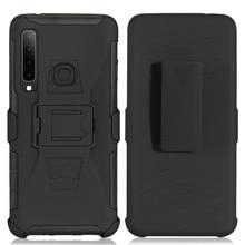 Armor Case Cases Shockproof Kickstand Belt Clip Back Cover For Samsung A9 A8 A5 A6 Plus A7 2018 A9 Star Lite A5 2017 2016 2015