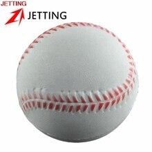 JETTING-1Pc outils mousse balle Massage doux Baseball en forme de main poignet exercice soulagement du Stress Relaxation compression