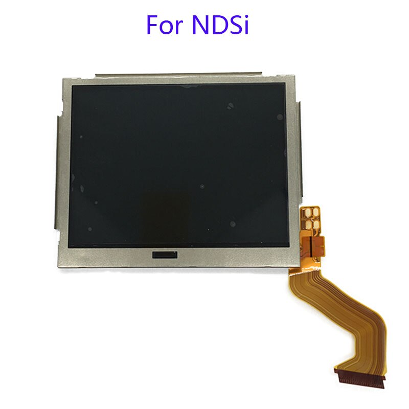 Piezas de Repuesto de cambio de pantalla LCD superior Original para Nintendo DSi para pantalla LCD NDSI