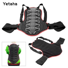 Motorcycle Back Protector Back Piece Motocross Bike Climbing Ski Cycling Racing Back Protection Body