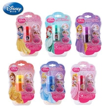 Disney frozen snow White Nail Polish Makeup set  Fashion Water soluble  Beauty pretend play for kids birthday gift