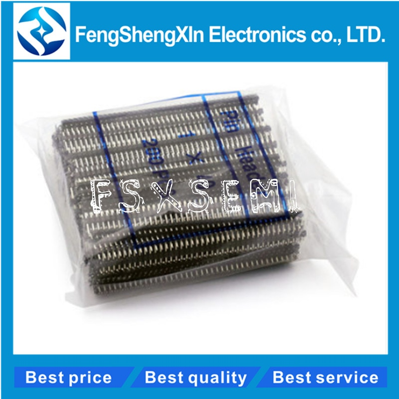 50pcs lot special female header connector pc104 long female header connector 2 54 spacing 1 8 8p pin 11mm 200pcs/lot 1X40 PIN Single Row MALE 2.54MM PITCH 11MM LONG PIN Header connector Strip 1X40PIN 1*40 40p 40PIN FOR PCB