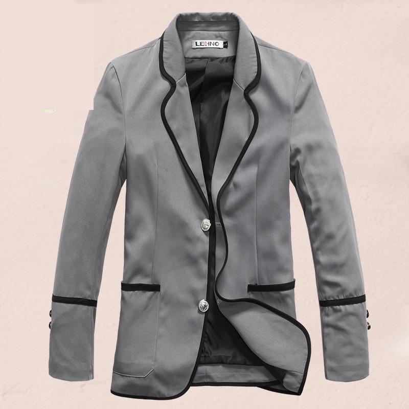 Nueva chaqueta Coreana de uniforme escolar para hombre, Chaqueta de traje informal para niños y estudiantes, chaqueta de hombre, chaqueta de hombre, abrigo de ocio japonés negro