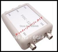 5 Channel Portable oscilloscope PC USB 2.0 Digital Oscilloscope BNC connection 150 kHz