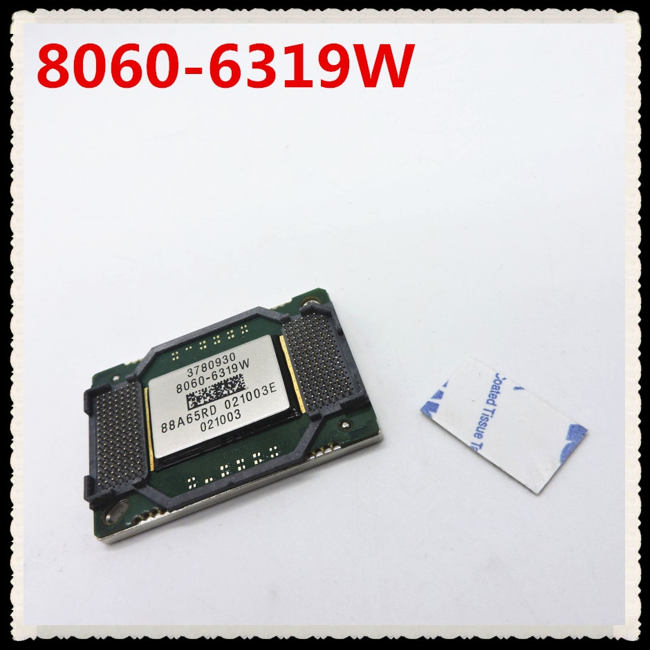 100% Новый оригинальный DMD чип 120 День гарантии 8060-6318 Вт 8060-6319 Вт