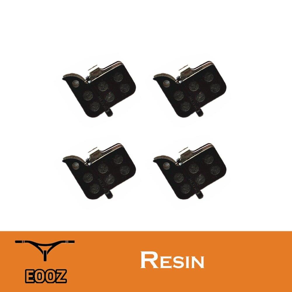 4 пары велосипедных полуметаллических гидравлических дисковых тормозных колодок для SRAM HRD Red 22 B1, Force 22, CX1, Rival 22, S700 B1