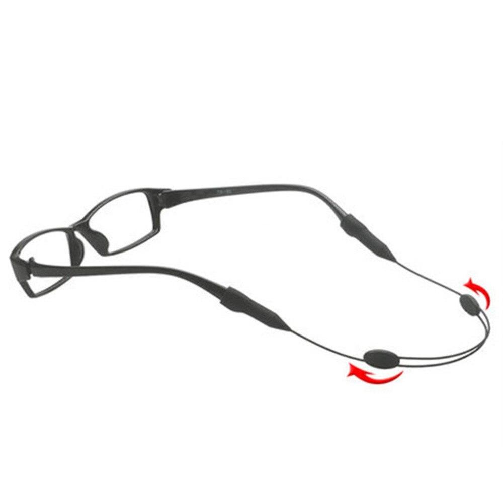 Eyeglasses Anti Slip Rope Cord Glasses Adjustable Holder String Rope Chains Neck Strap String Rope Band Anti Slip Eye-wear Cord