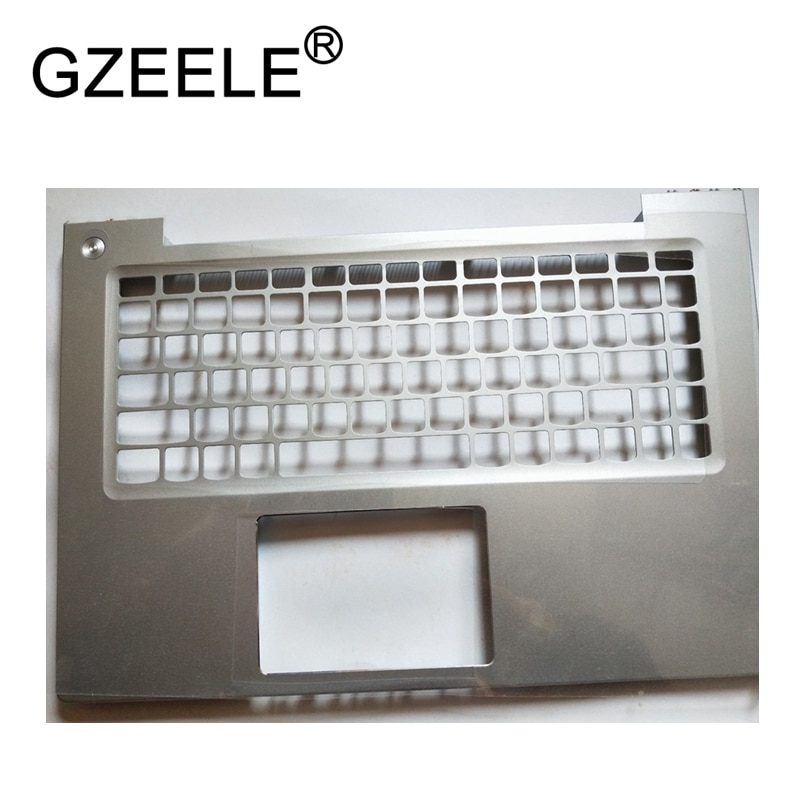 GZEELE-غطاء لوحة مفاتيح الكمبيوتر المحمول الأمريكي ، غطاء علوي لجهاز Lenovo Ideapad U430 U430p