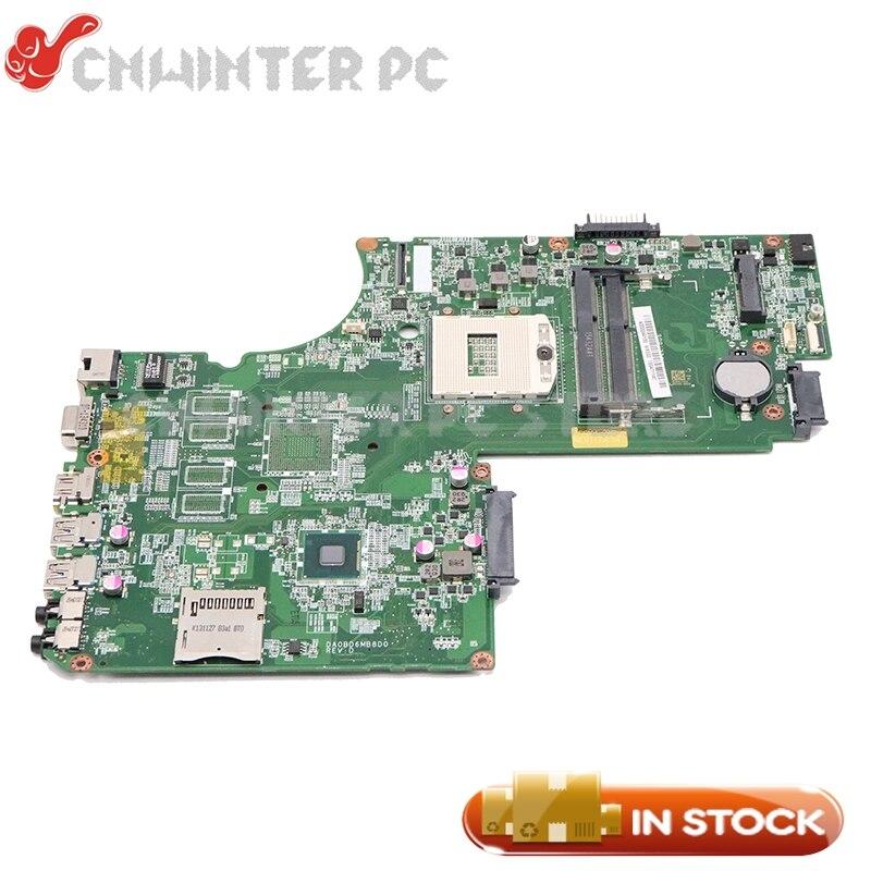 NOKOTION para Toshiba Satellite S75 S75T placa base de computadora portátil HM86 DDR3 HD4400 DA0BD6MB8D0 A000244130 17,3 pulgadas