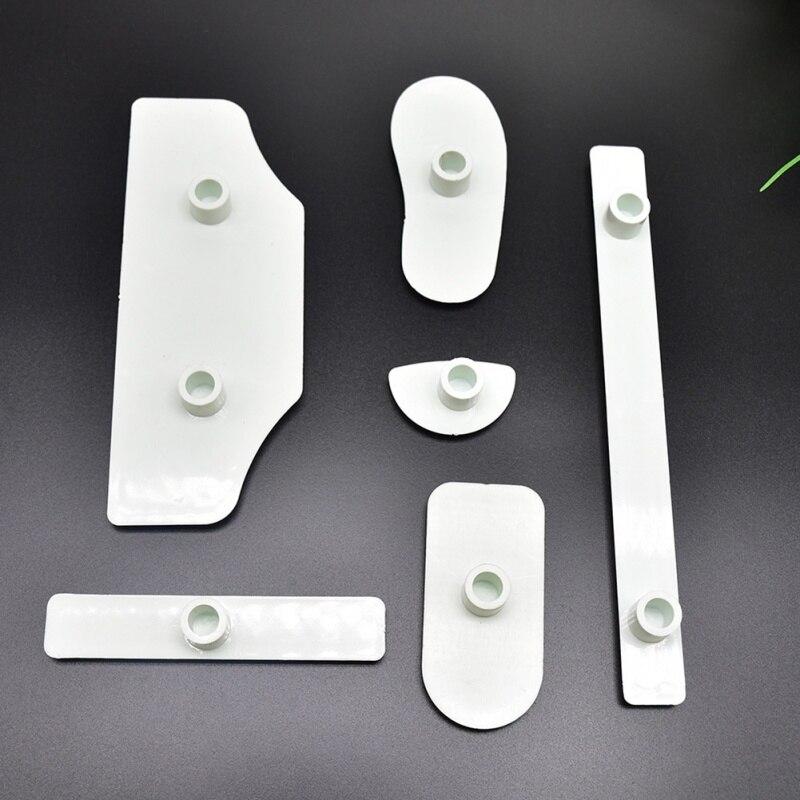 Pastel de plástico Fondant molde de cocina para hornear DIY para los niños zapatillas de deporte forma pastel original