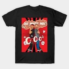Men Short sleeve tshirt One Minute Men 2   Sebastian Stan   T Shirt Women t-shirt