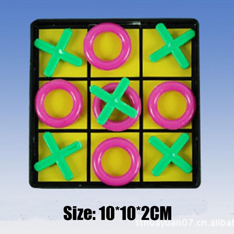 1pc forma colorida montessori brinquedos educativos para crianças interação pai-filho jogo de tabuleiro de lazer boi xadrez desenvolvimento brinquedo