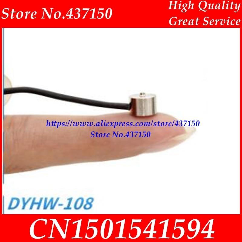 Sensor de presión miniatura de celda de micro carga de alta precisión, sensor de pesaje de tracción, sensor de peso de tamaño súper pequeño, 8mm de diámetro