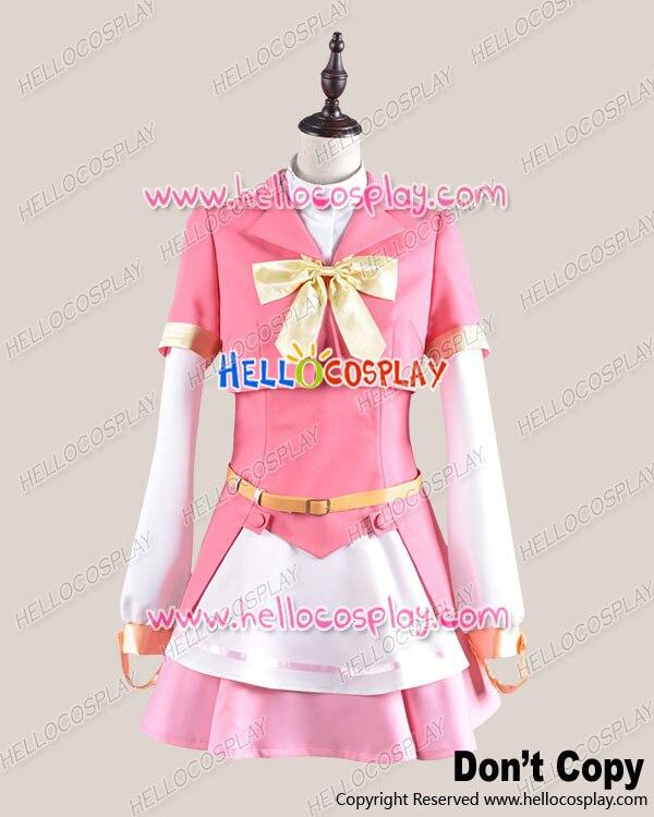 AKB0048 Postgraduate Kanata Shinonome Cosplay Costume Uniform H008