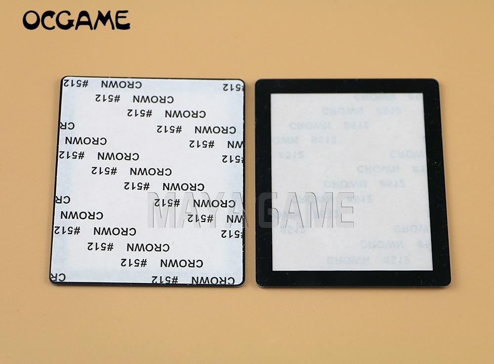 OCGAME 10 unids/lote protector de lente de pantalla para Nintendo DS NDS pieza de repuesto de lente