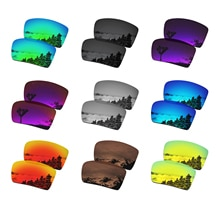 SmartVLT Polarized Replacement Lenses for Oakley Oil Drum Sunglasses - Multiple Options