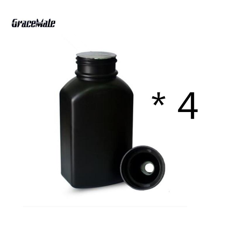 4 X TN1000 TN1030 TN1050 TN1060 TN1070 TN1075 TN1020 TN1035 TN1040 pigmento en polvo de tóner compatible botella de tóner toner recarga