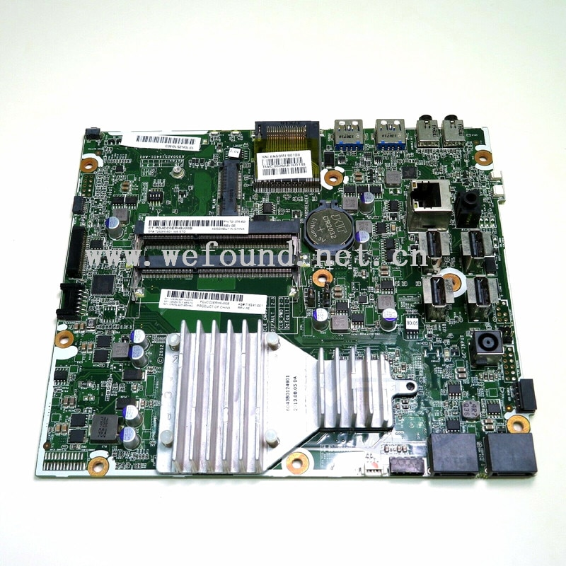 Placa base de escritorio 100% para 18-1200CX 716241-001 728286-001 Placa de sistema completamente probada