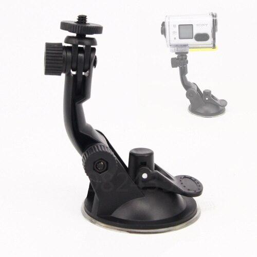 اكسسوارات كاميرات سيارة شفط كأس جبل حامل ل سوني كاميرا العمل AS100V AS200V AS300V X3000V AS20 AS15 البسيطة بوف كاميرا العمل