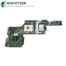 NOKOTION PRINCIPAL BOARD Para Toshiba Satellite L630 Laptop motherboard HM55 uma DDR3 1310A2338411 SPS V000245100