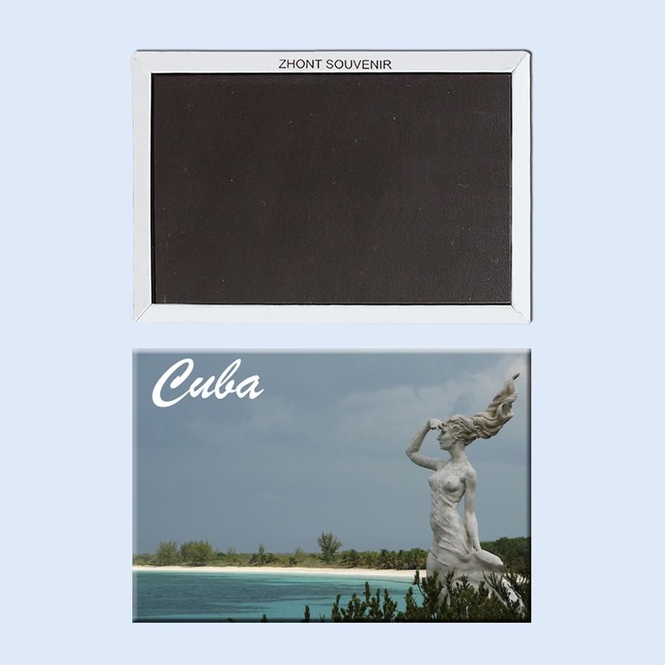 Imanes de nevera Cuba_Statue 22114
