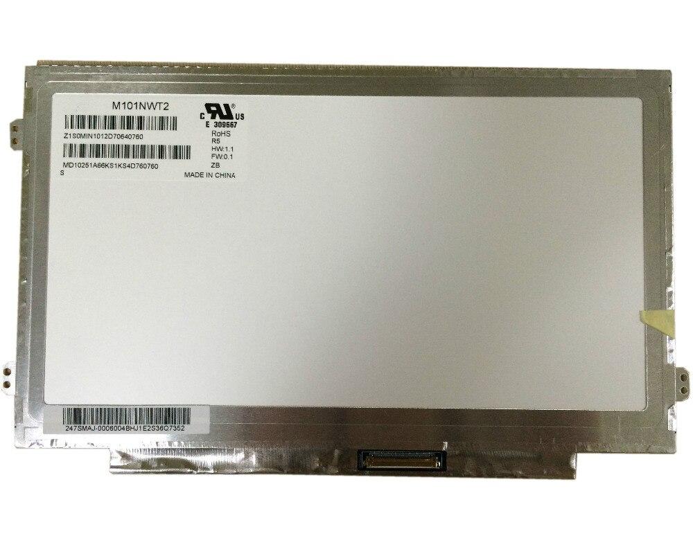 M101NWT2 R5 ajuste M101NWT2 R3 M101NWT2 R0 B101AW06 B101AW02 N101L6-L0D 1024X600 10.1LED SLIM Laptop LCD pantalla LED