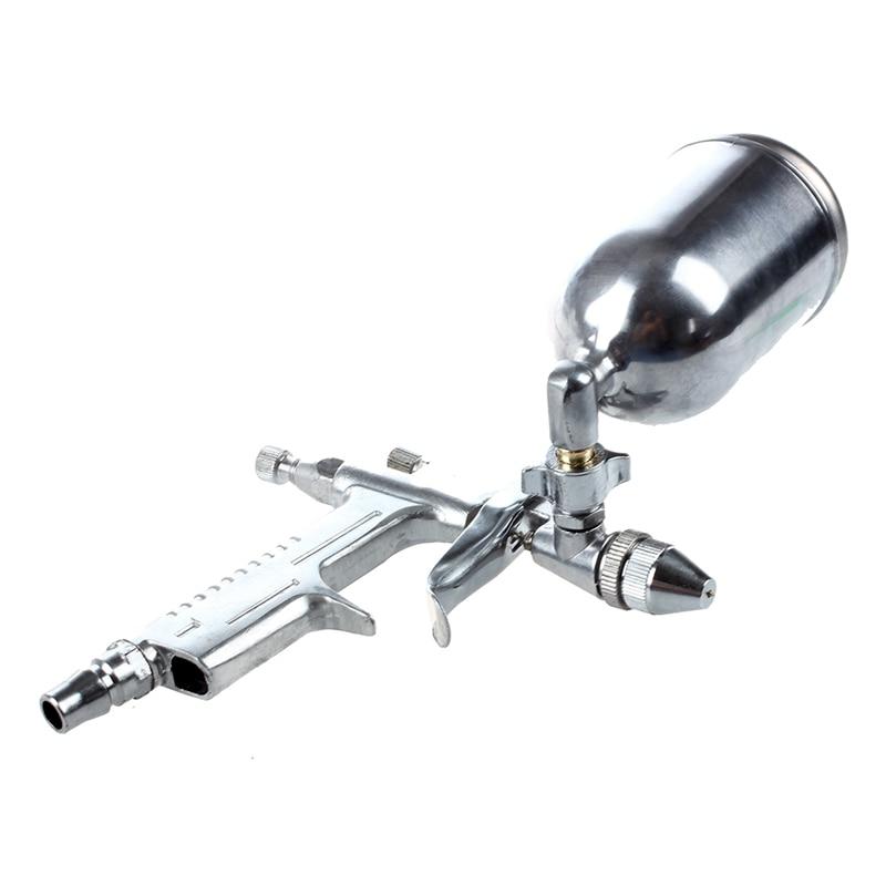 BMBY-1.3mm calibre do bocal toque up pistola de pintura pulverização pulverizador escova de ar airbrush ferramenta de pintura
