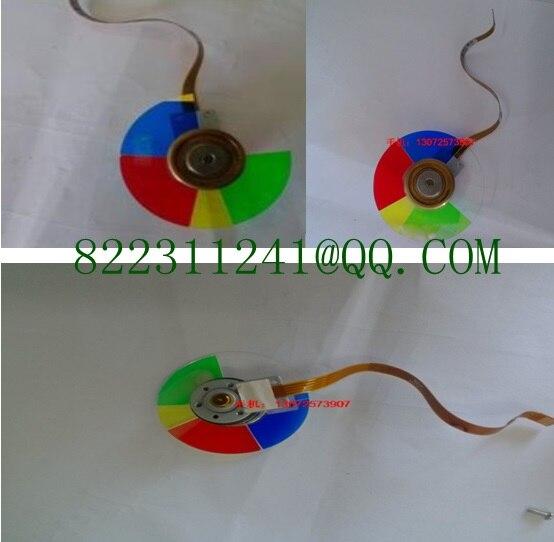 جديد الأصلي العارض عجلة الألوان ل vivitek D965 العارض عجلة الألوان